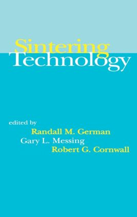 Sintering Technology: 1st Edition (Hardback) book cover