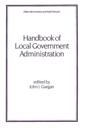 Federalism and State Law: Legal Factors Constraining and Facilitating Local Initiatives
