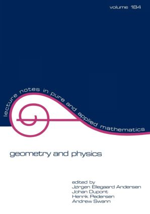 Geometry and Physics: 1st Edition (Paperback) book cover