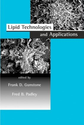 Lipid Technologies and Applications: 1st Edition (Hardback) book cover