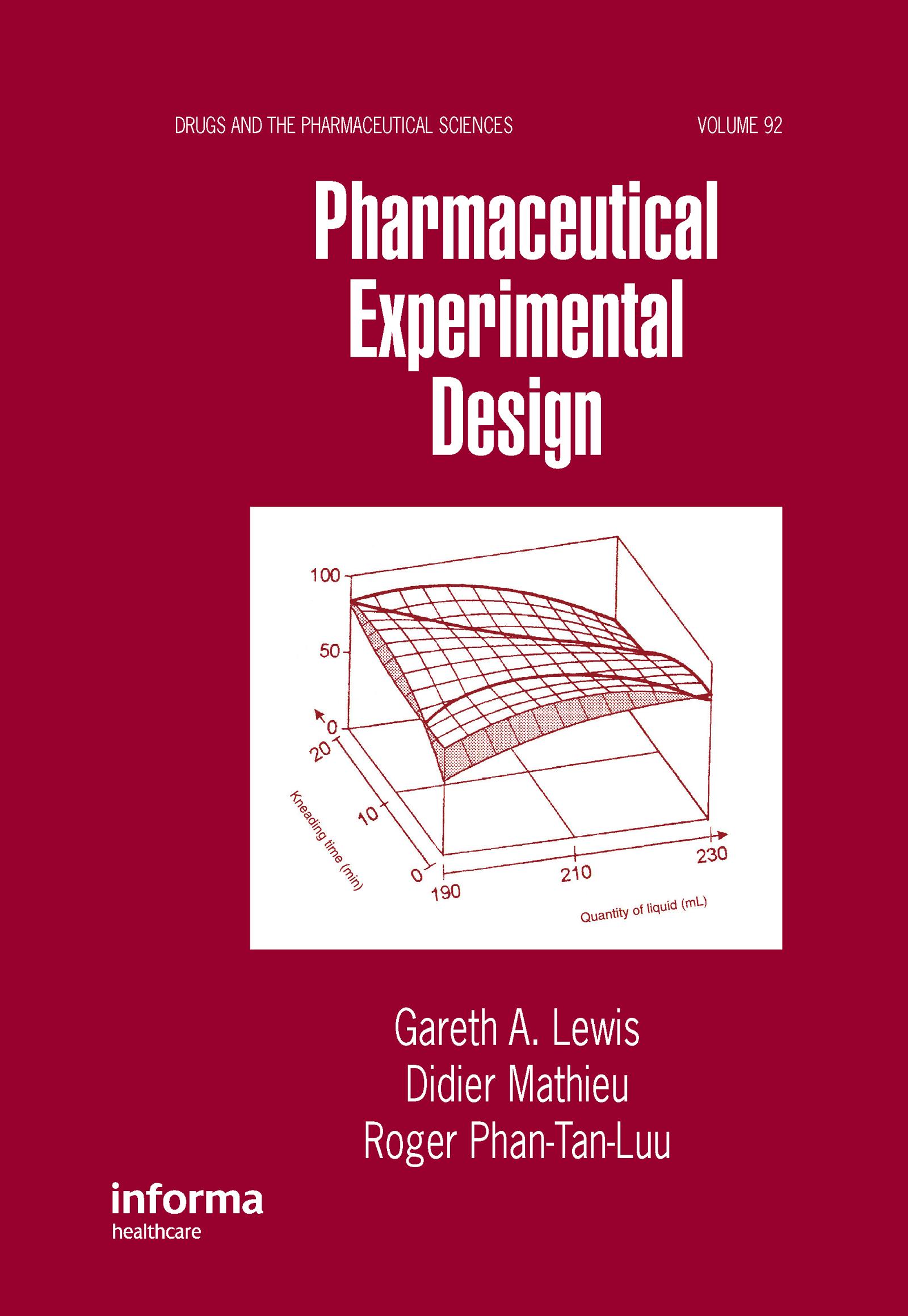 Pharmaceutical Experimental Design
