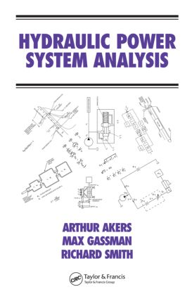 Hydraulic Power System Analysis: 1st Edition (Hardback) book cover