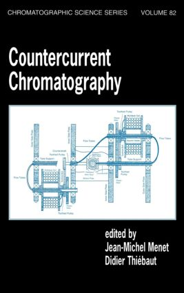 Countercurrent Chromatography: 1st Edition (Hardback) book cover