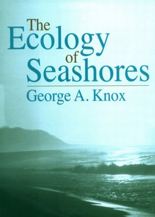 The Ecology of Seashores: 1st Edition (Hardback) book cover