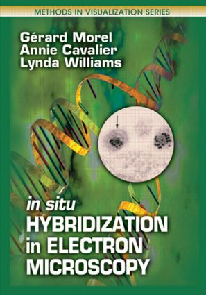 In Situ Hybridization in Electron Microscopy: 1st Edition (Hardback) book cover