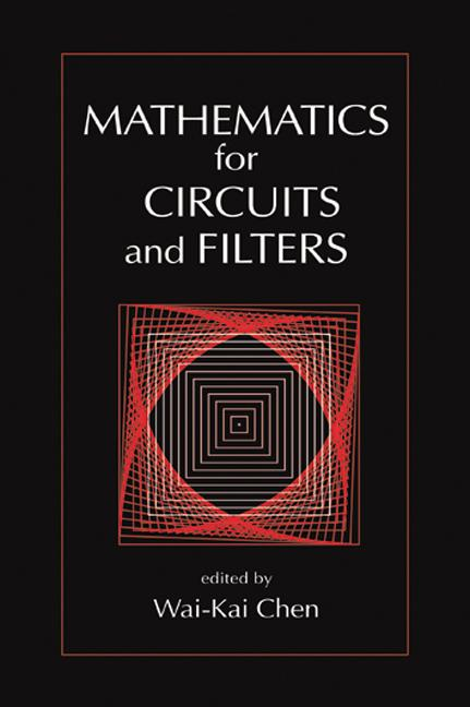 Mathematics for Circuits and Filters: 1st Edition (Hardback) book cover