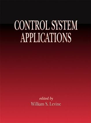 Control System Applications: 1st Edition (Hardback) book cover