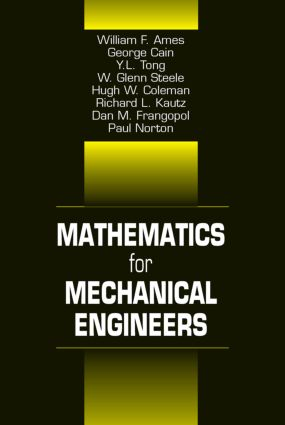 Mathematics for Mechanical Engineers