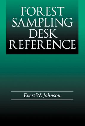 Forest Sampling Desk Reference: 1st Edition (Hardback) book cover