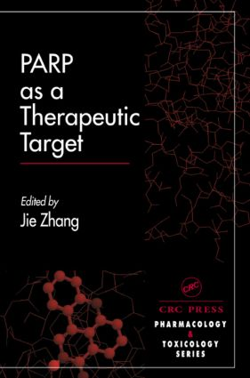 PARP as a Therapeutic Target book cover
