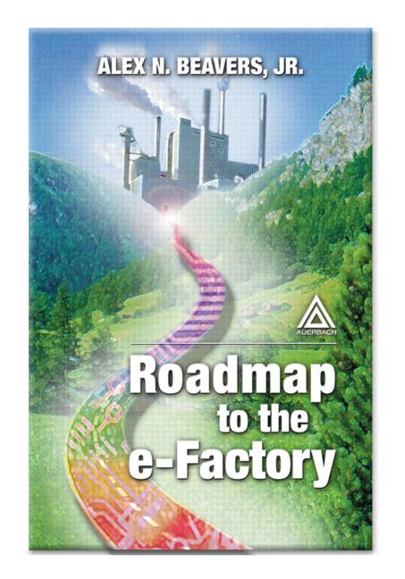 Roadmap to the E-Factory: 1st Edition (Paperback) book cover