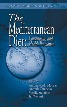 The Mediterranean Diet: Constituents and Health Promotion book cover