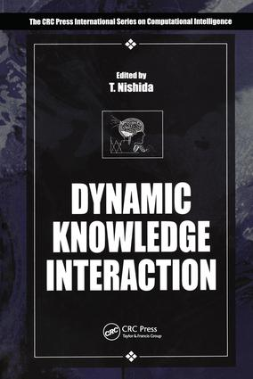 Dynamic Knowledge Interaction: 1st Edition (Hardback) book cover