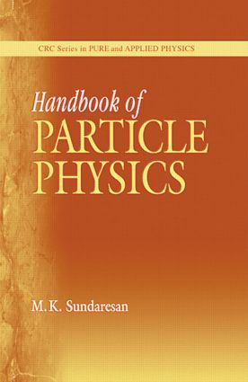Handbook of Particle Physics: 1st Edition (Hardback) book cover