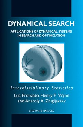 Dynamical Search: Applications of Dynamical Systems in Search and Optimization (Hardback) book cover