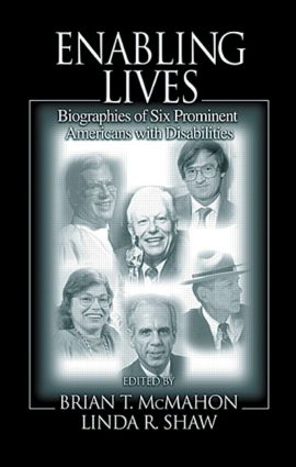 Enabling Lives (Paperback) book cover