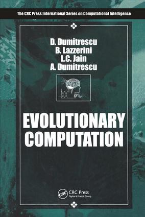 Evolutionary Computation book cover