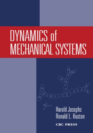 Dynamics of Mechanical Systems: 1st Edition (Hardback) book cover