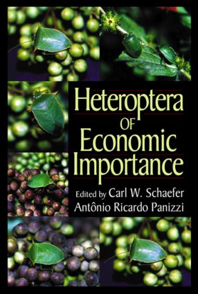 Heteroptera of Economic Importance: 1st Edition (Hardback) book cover
