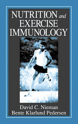 Nutrition and Exercise Immunology book cover