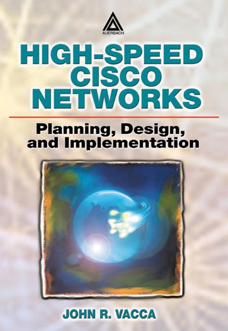 High-Speed Cisco Networks: Planning, Design, and Implementation, 1st Edition (Paperback) book cover