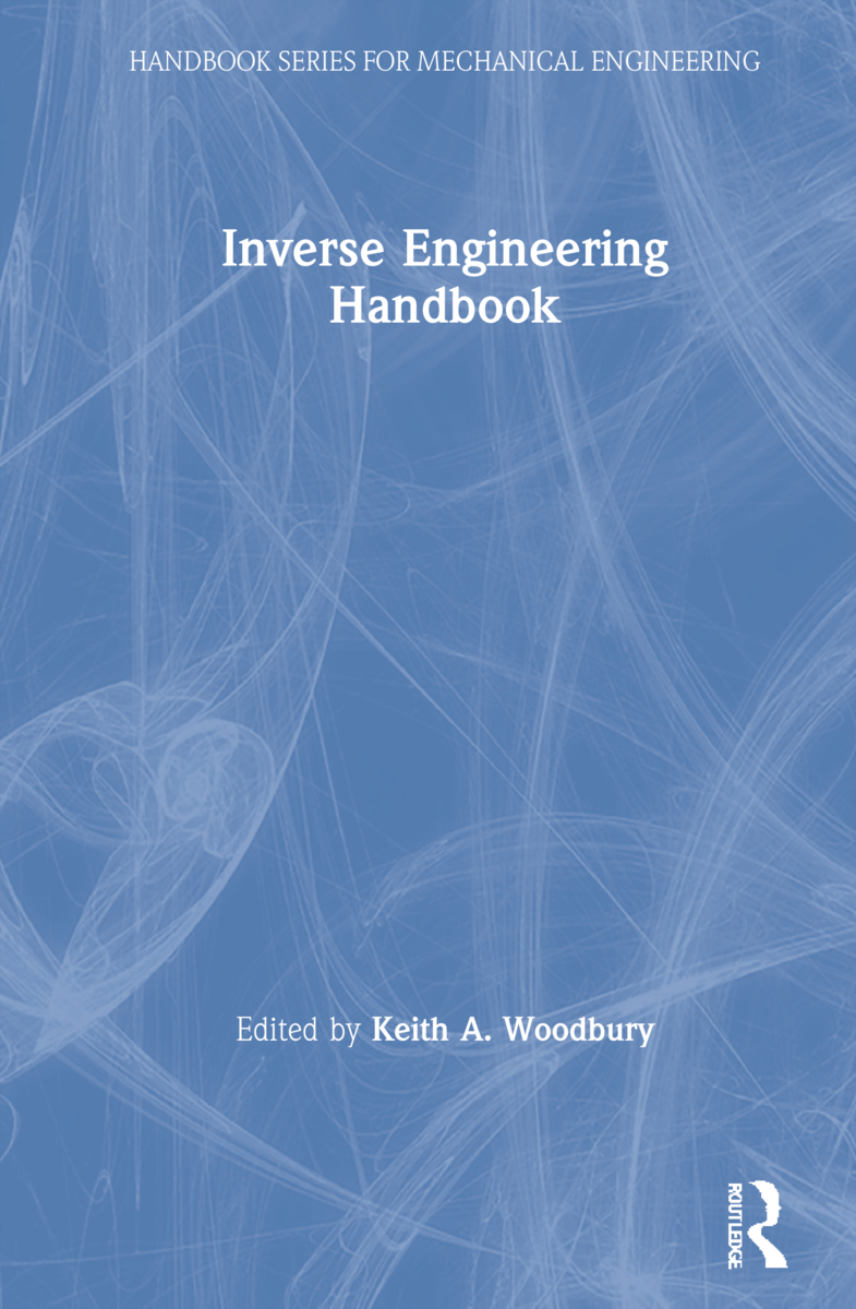 Inverse Engineering Handbook: 1st Edition (Hardback) book cover