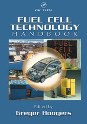 Fuel Cell Technology Handbook: 1st Edition (Hardback) book cover