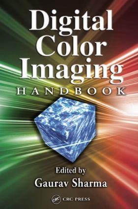 Digital Color Imaging Handbook book cover