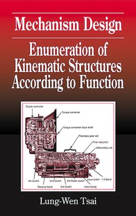 Mechanism Design: Enumeration of Kinematic Structures According to Function book cover