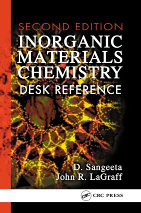 Inorganic Materials Chemistry Desk Reference: 2nd Edition (Hardback) book cover