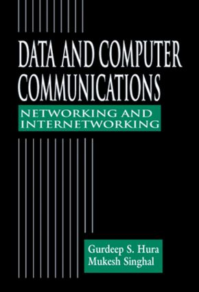 Data and Computer Communications: Networking and Internetworking, 1st Edition (Hardback) book cover