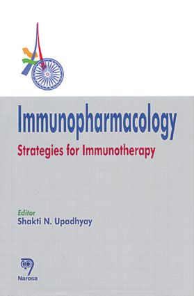 Immunopharmacology: Strategies for Immunotherapy, 1st Edition (Hardback) book cover