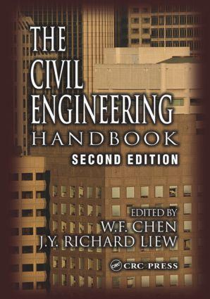 The Civil Engineering Handbook book cover