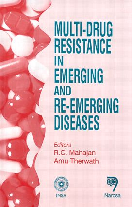 Multi-Drug Resistance in Emerging and Re-Emerging Diseases: 1st Edition (Hardback) book cover