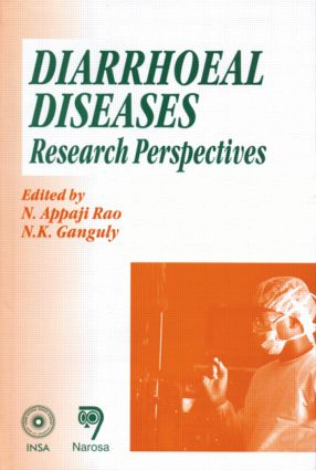 Diarrhoeal Diseases: Research Perspectives, 1st Edition (Hardback) book cover