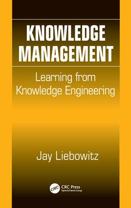 Knowledge Management: Learning from Knowledge Engineering, 1st Edition (Hardback) book cover