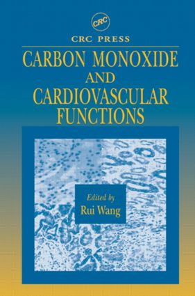 Carbon Monoxide and Cardiovascular Functions: 1st Edition (Hardback) book cover