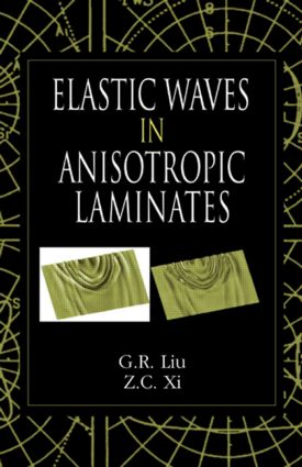 Elastic Waves in Anisotropic Laminates: 1st Edition (Hardback) book cover