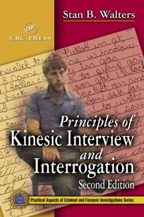Principles of Kinesic Interview and Interrogation, Second Edition book cover