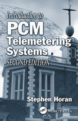Introduction to PCM Telemetering Systems: 2nd Edition (Hardback) book cover