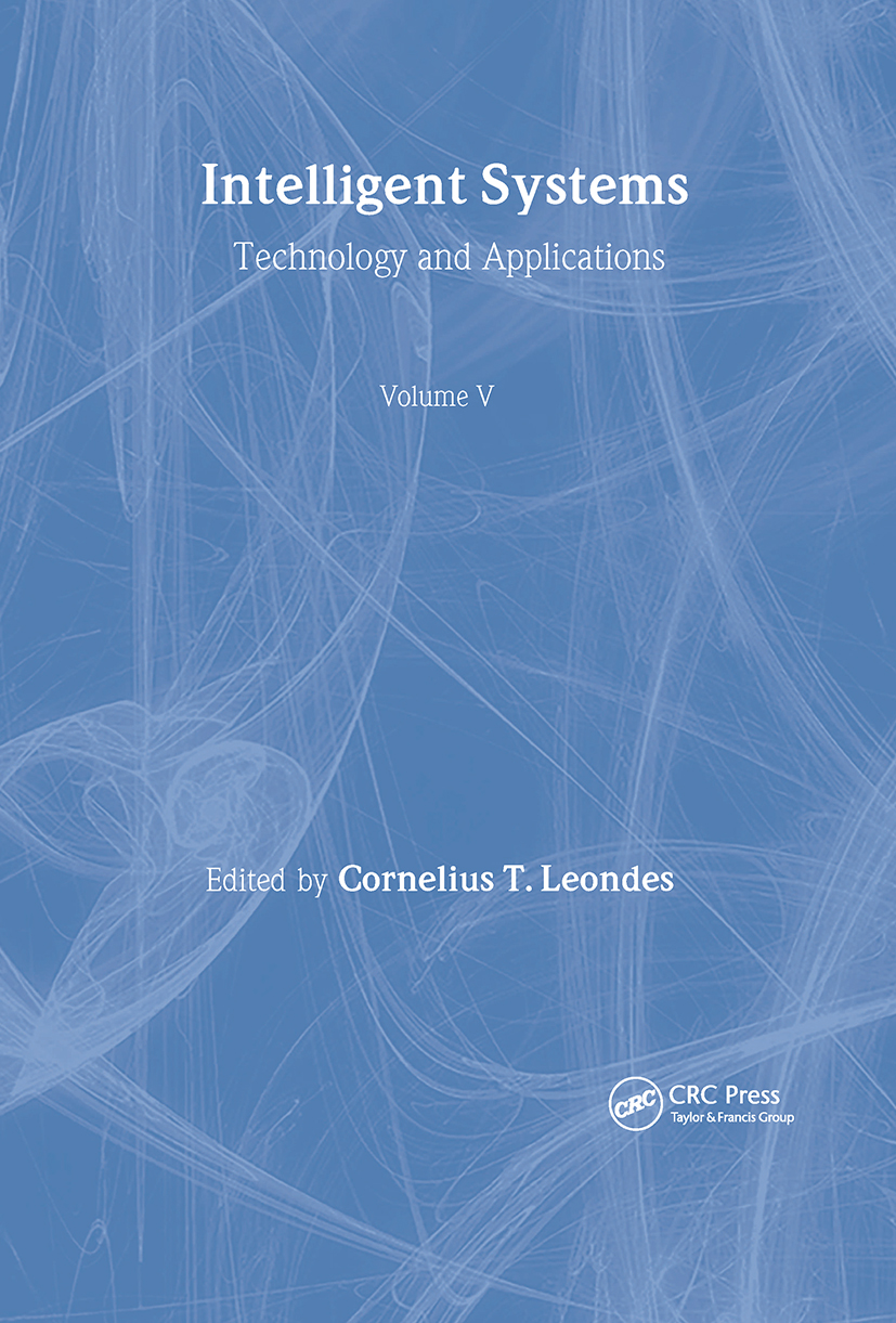 Intelligent Systems: Technology and Applications, Six Volume Set, 1st Edition (Hardback) book cover