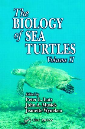 The Biology of Sea Turtles, Volume II book cover