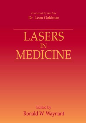 Lasers in Medicine: 1st Edition (Hardback) book cover