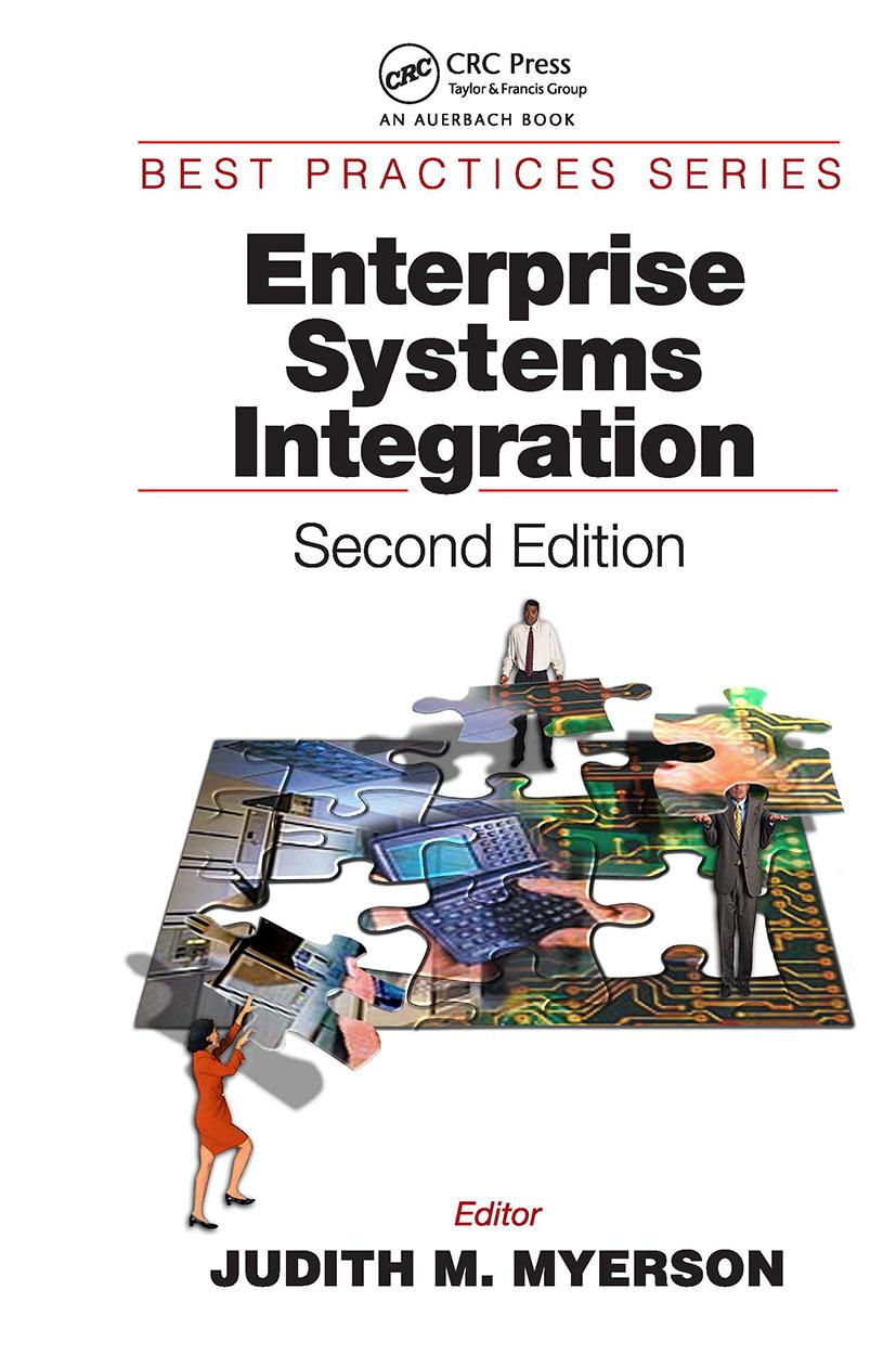 Enterprise Systems Integration: 2nd Edition (Hardback) book cover