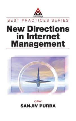 New Directions in Internet Management: 1st Edition (Hardback) book cover