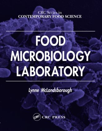 Food Microbiology Laboratory (Paperback) book cover
