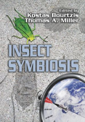 Insect Symbiosis (Hardback) book cover
