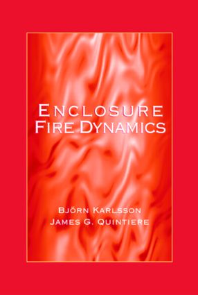 Enclosure Fire Dynamics book cover