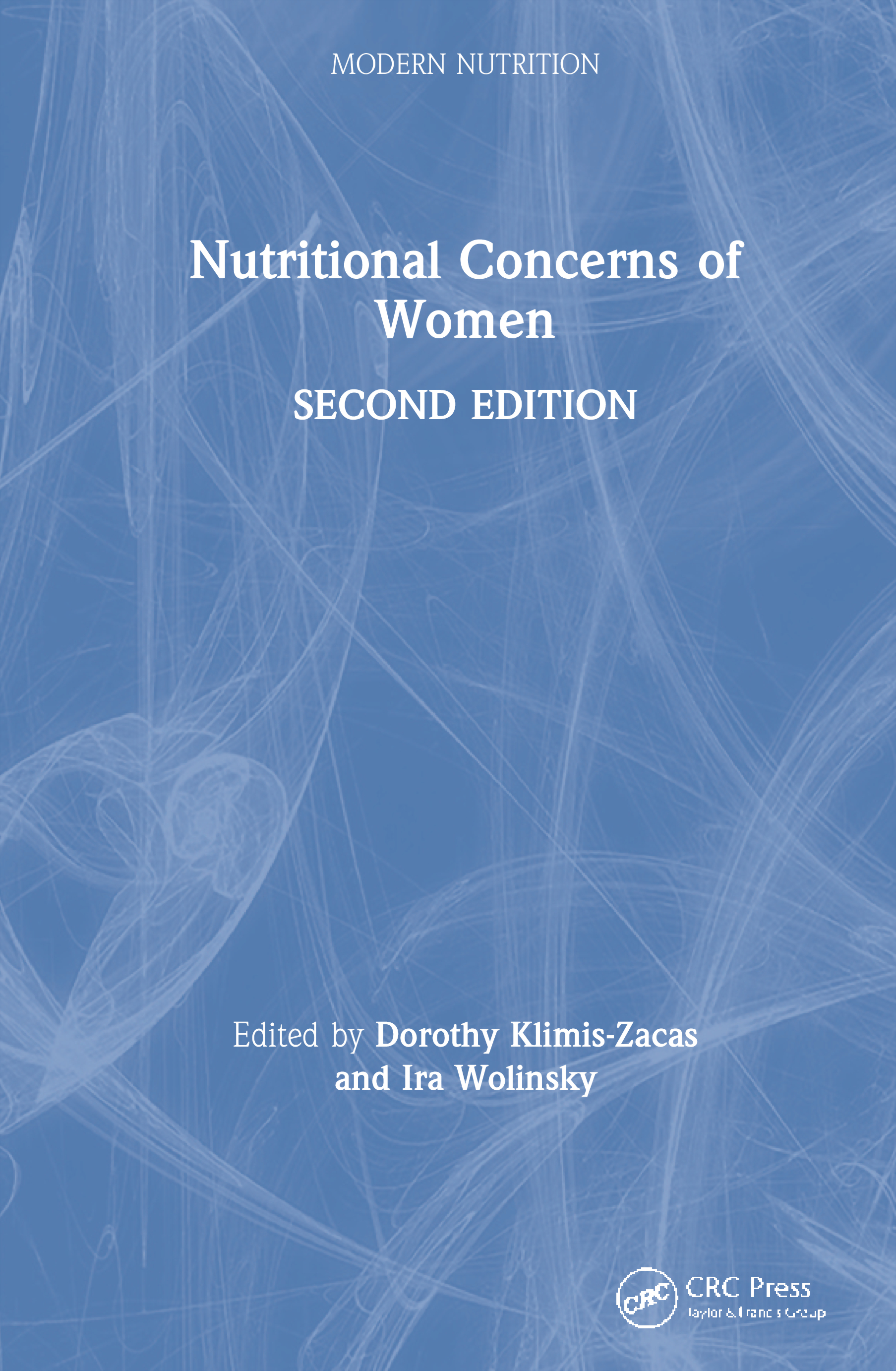 Nutritional Concerns of Women: 2nd Edition (Hardback) book cover