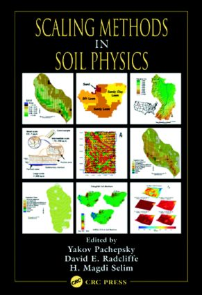 Scaling Methods in Soil Physics: 1st Edition (Hardback) book cover